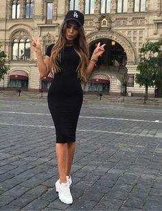 Women's Long Dress Sexy Bodycon Party Dress