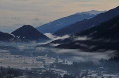 mystischer Winterbeginn - mystic winter day Obervellach, Carinthia Carinthia, Winter Day, Mystic, Seasons, Mountains, Nature, Travel, Environment, Seasons Of The Year