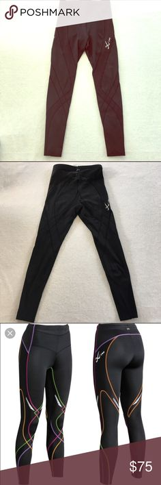 Selling this CWX women's running tights on Poshmark! My username is: meagan2332. #shopmycloset #poshmark #fashion #shopping #style #forsale #CWX #Pants