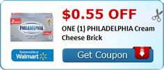 New Coupons for Philadelphia, Mederma, Old Spice, Lip Smackers, Welch's, and BOCA!