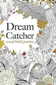 Dream Catcher: A Soul Bird's Journey by Christina Rose | 16 Colouring Books That Are Perfect For Grown-Ups
