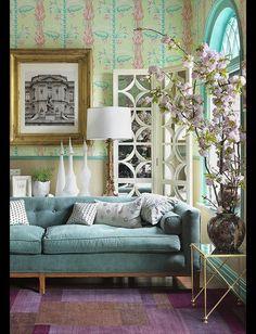 Sophisticated Living Interior Design 2014