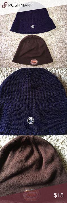 0c7d47e6 RARE ADIDAS KANGOL-STYLE KNIT CAP & ECKO UNLMTD Rare Kangol style knit cap  from