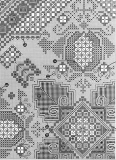 Gallery.ru / Фото #3 - 21 - Auroraten Types Of Embroidery, Hand Embroidery Stitches, Embroidery Patterns, Modern Embroidery, Sunbonnet Sue, Embroidery For Beginners, Embroidery Techniques, Hardanger Embroidery, Paper Embroidery