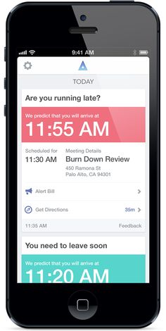 Sherpa Brings Google Now Features of Predictive Intelligence to iPhone