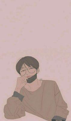 Drawing Wallpaper, Bts Wallpaper, Bts Drawings, Bts Fans, Kpop Fanart, Character Illustration, Taehyung, Jhope Bts, Hoseok Bts