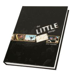 """""""the little things"""" yearbook theme"""