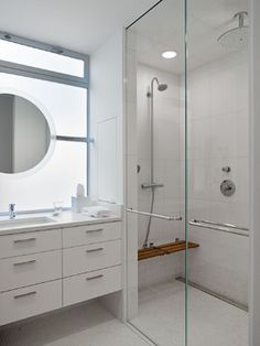 Telegraph Hill Residence - modern - bathroom - san francisco - Moroso Construction