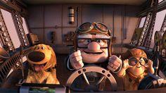 "Pixar's ""Up""."
