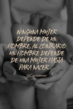 Mujer, Madre...