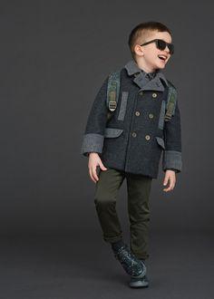 30 Dolce & Gabbana Kids Fashion Wear for Fall/Winter 2016