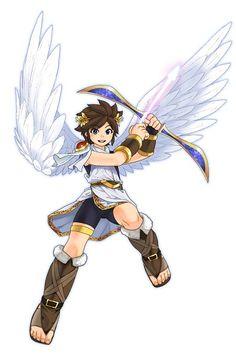 Pit, Kid Icarus