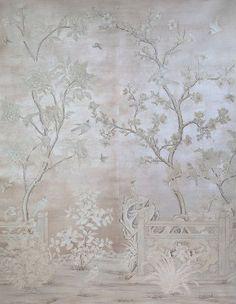 chinoiserie wallpaper.  I looooove this one