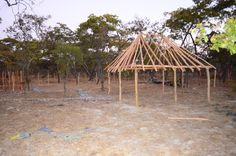 Elite SA Security Construction of Clients Base Camp: Zambia-West Lumba Copper and Gold Mine