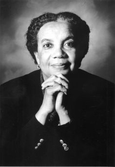 """Marian Wright Edelman is an American activist for the rights of children and founder of the Children's Defense Fund. As founder, leader and principal spokesperson for the CDF, Mrs. Edelman worked to persuade Congress to overhaul foster care, support adoption, improve child care and protect children who are disabled, homeless, abused or neglected. As she expresses it, """"If you don't like the way the way the world is, you have an obligation to change it. Just do it one step at a time."""""""