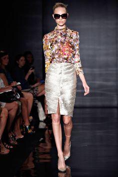 Reem Acra Spring 2012 Ready-to-Wear Fashion Show