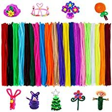 Learn How To Make These Easy Mischievous Yarn Monsters Bug Crafts, Craft Stick Crafts, Yarn Crafts, Decor Crafts, Crafts For Kids, Arts And Crafts, Paper Crafts, Craft Decorations, Christmas Tree Crafts