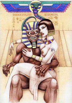 Eddie & Cleopatra