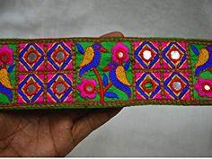 1cm Beau Multicolore Tresse Bordure en Dentelle À faire soi-même carfts Arts decor couture 1 mètres