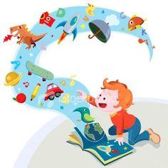 niños leyendo cuentos - Buscar con Google