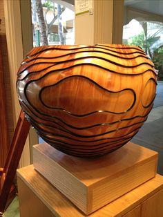 Beautiful Norfolk Pine Vessel at Martin & MacArthur