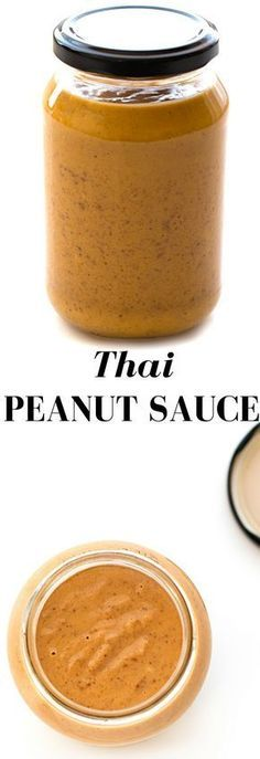 Sweet Tangy Thai Salad Dressing or Dipping Sauce via @thedealmatch