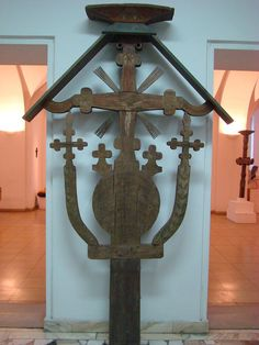 Wooden Crosses, Wooden Art, Haile Selassie, Sf, Crucifix, Romania, Candle Sconces, Medieval, Wall Lights