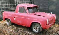 Ford Anglia, Old Fords, Hot Rides, Drag Racing, Shoe Box, Cali, Classic Cars, British, Trucks