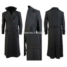 Vlad - Sherlock Holmes Woolen Trench Men Coat Jacket Cape Robe Cosplay Costume Custom Made in any Size New-in Costumes from Novelty & Special Use on Aliexpress.com   Alibaba Group