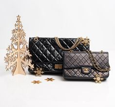 cf67643828fb 15 Best Chanel style Xmas images | Chanel fashion, Chanel style ...