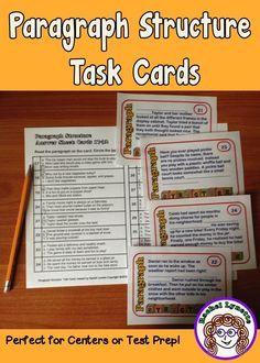 task one essay