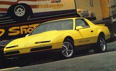 Pontiac Firebird Formula 350 1987