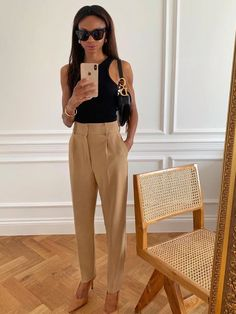 Office Fashion Women, Girl Fashion, Fashion Outfits, Gothic Fashion, Neutral Outfit, 2020 Fashion Trends, Trendy Outfits, Casual, Autumn Fashion