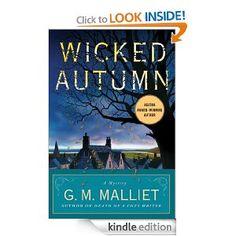 Wicked Autumn: A Mystery (Max Tudor Novel)