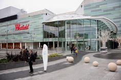 Westfeild shopping centre in Shepherds Bush, London!