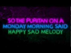 Blur: The Puritan (official lyrics video)