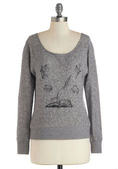 Stories Transformed Sweatshirt, #ModCloth