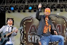 The LoCash Cowboys Rocking the stage!
