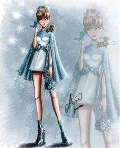Disney Princess Fashion, Disney Inspired Fashion, Disney Princess Drawings, Disney Princess Art, Disney Style, Disney Fashion, Disney Artwork, Disney Fan Art, Cute Disney