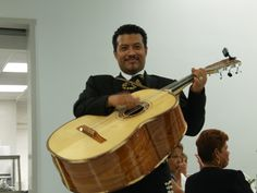 Houston Texas Mexican Mariachi Band playing music 2009 vio ...