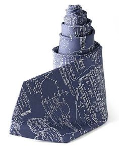 Look what I found at UncommonGoods: math formulas tie... for $45 #uncommongoods