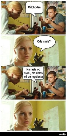 BESTY.pl Very Funny Memes, Wtf Funny, Dead Memes, Bts Memes, Funny Mems, Smile Everyday, Lol, Just Smile, Really Funny