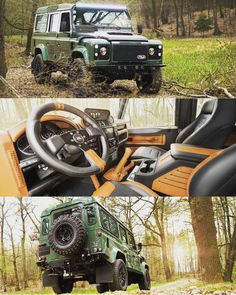 Land Rover Defender Carlex Design As it turns out after Land Rover ceased the production of the Defender Britain thieves were on a mission - to steal as many Defenders as they can. So it is a popular car. So popular that many world tuners are making it ever more appealing. The last rework is courtesy of Nakatanenga Nature And Carlex Design who fit it with an exterior off-road package making it much angrier than before. Carlex Design done the interior - they employed high-end crafting…