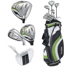Tour Edge Mens HP20 Golf Club Box Sets