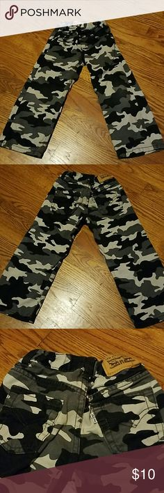 Spotted while shopping on Poshmark: 2 Levis 3t camo pants! #poshmark #fashion #shopping #style #levis #Other