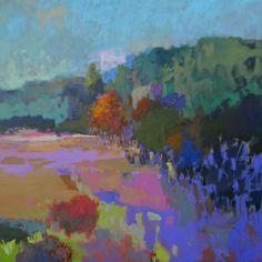 LARGE LANDSCAPES - jane schmidt artworks