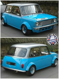 Happy Hump Day Miniacs! It's a tidy looking Clubby beast getting the Wide Arched Wednesday wheels rolling this week! Have a great day folks