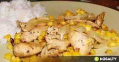 Hagymás-kukoricás csirke | NOSALTY