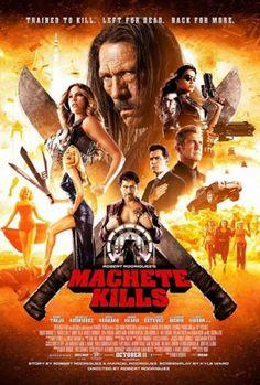 Descripción: Descargar Machete Kills [2013][HDRip-Avi][Ingles+Subs] Gratis por mediafire, mega o torrent full...