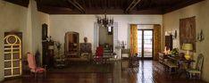Thorne Rooms - California Living Room, c. 1935-1940